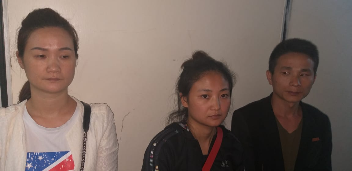 The Directorate of Criminal Investigations nabbed a group of 15 Chinese citizens who were operating a brothel in South C. The 15 were then processed for deportation for being in the country illegally and failing to hold the integrity required of them by operating an illegal business in Kenya.