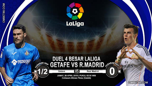 Prediksi Bola Getave VS Real Madrid