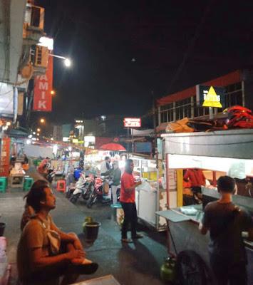 isata Kuliner Pasar Anyar Tangerang
