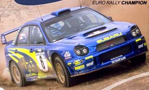 Euro Rally Championship PC Game