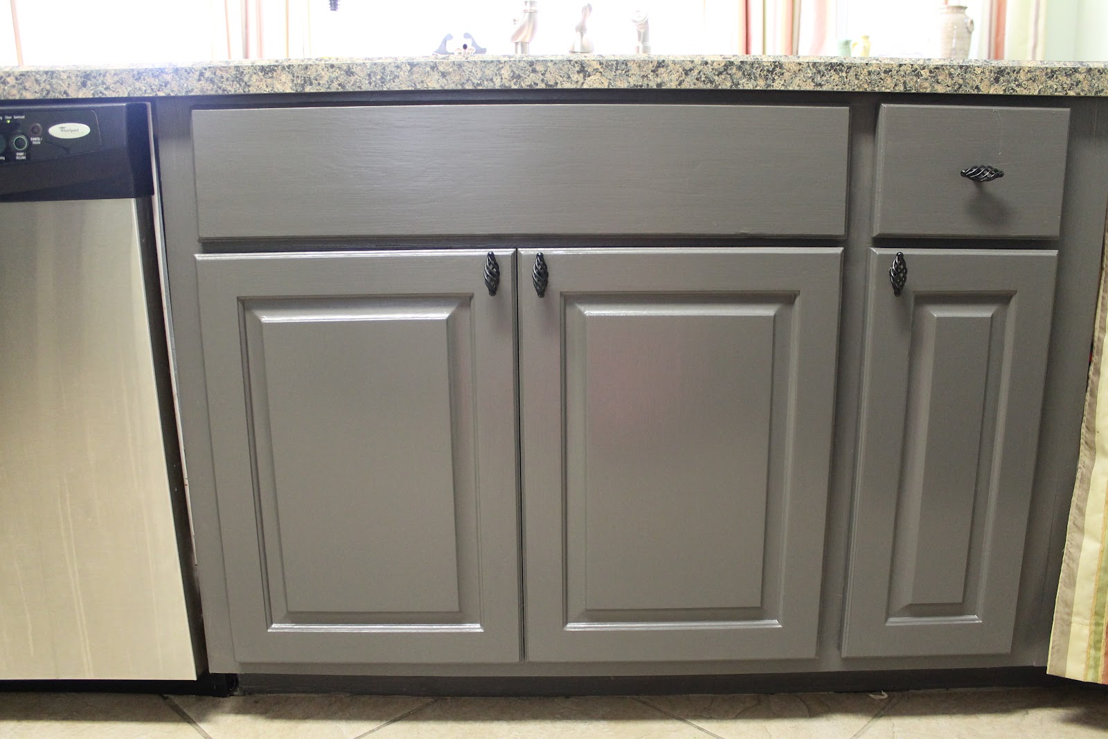Urbane Bronze Kitchen Cabinets
