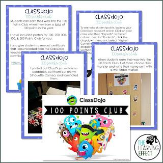 ClassDojo Rewards