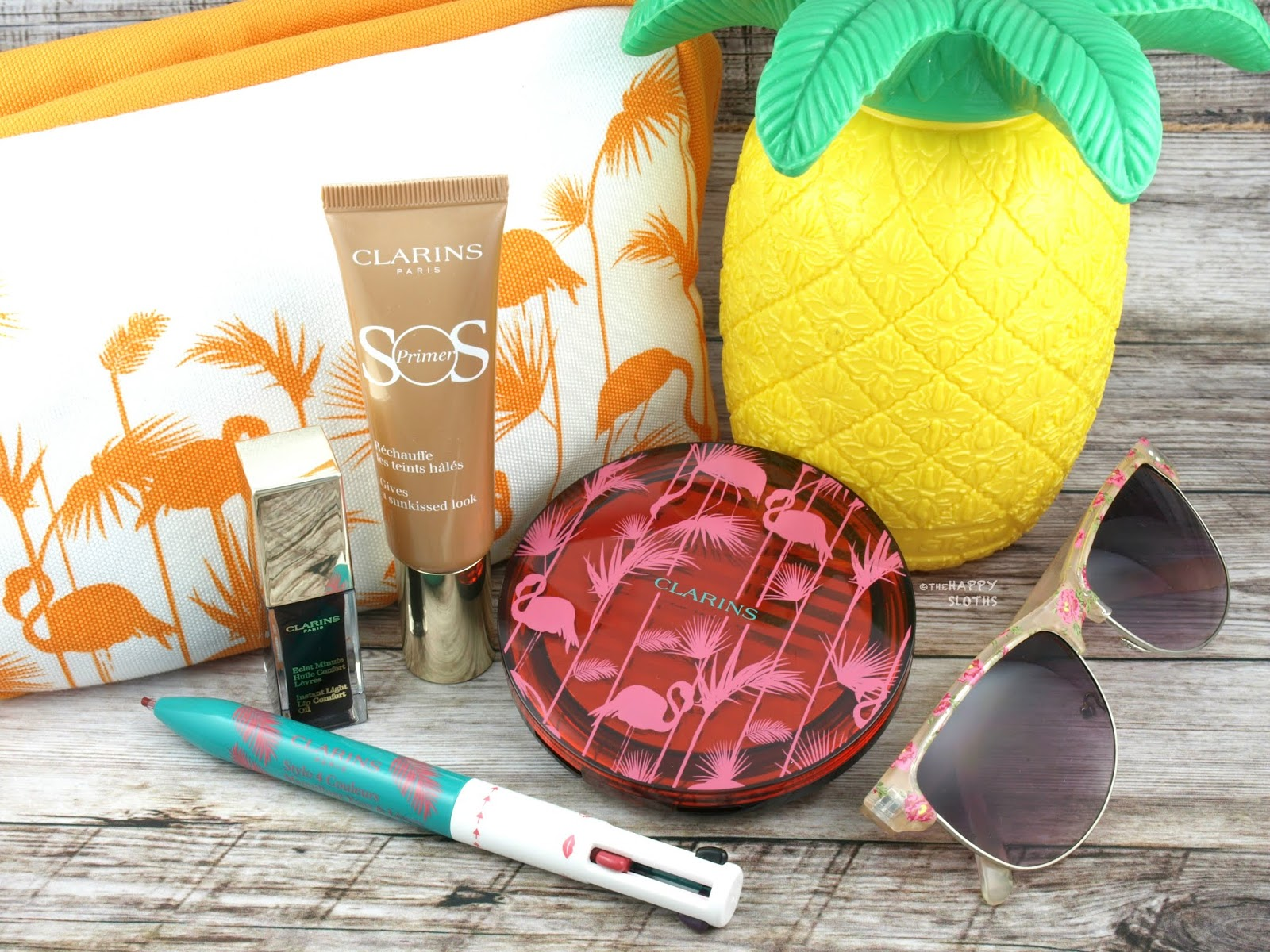 Clarins | Sunkissed Summer 2018 Collection: Review and Swatches