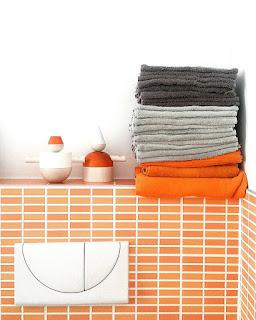 cultform design Stereotypen orange bad