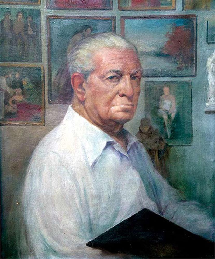 Filiberto Montagud, Galería de autorretratos, Pintor español, Pintura española, Pintores Realistas Españoles, Galería de retratos Figurativos, Retratos de  Filiberto Montagud, Pintores Catalanes