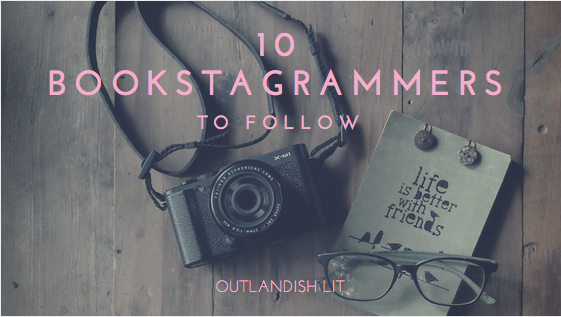 Don't know where to start with #bookstagram? Here are 10 bookish accounts to follow on Instagram!