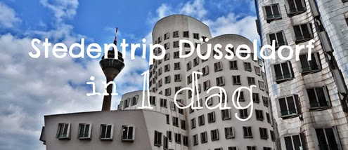 stedentrip Düsseldorf in 1 dag