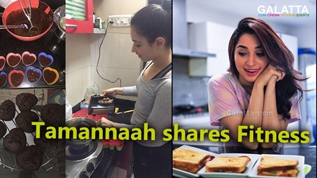 Tamannaah shares Fitness , Diet and Health Secrets – Join Tamannaah, Get Fit #TamannaahFitness