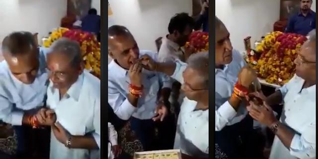 हम पूरी ताकत भी लगा रहे कि GWALIOR व MORENA में कांग्रेस जीते: भाजपा सांसद अनूप मिश्रा! | MP NEWS