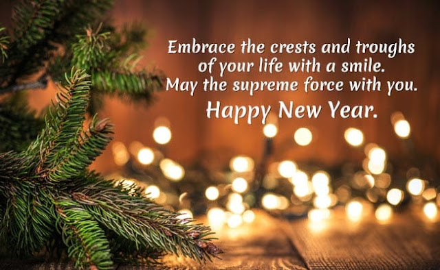 Happy New Year 2019: New Year Messages For WhatsApp