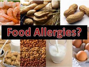 Alergi pada anak seringkali datang dari makanan, Begini cara pencegahan nya...!!