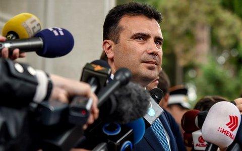Ο Ζόραν Ζάεφ εξελέγη πρωθυπουργός της ΠΓΔΜ