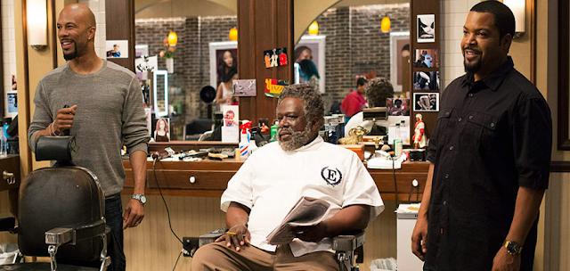 Common, Cedric The Entertainment și Ice Cibe în Barbershop: The Next Cut