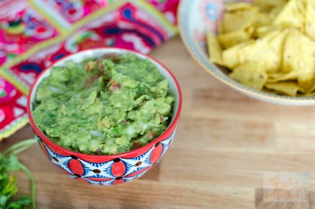 como preparar el guacamole autentico1
