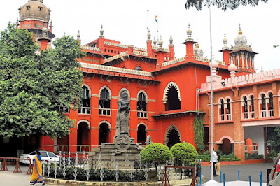 Chennai High Court Campus