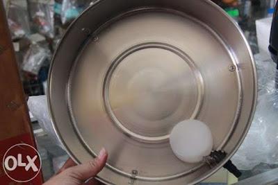 Mesin Pengabut Walet Harus Dibersihkan 3 Bulan Sekali