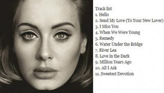 Download Lagu Terbaru Adele - Full album 2017 [MP3] Gratis | Dalam kesempatan yang handal kali ini saya selaku penulis dari blog yang handal ini akan membagikan kepada kalian semuaya kumpulan laguterbaru dari penyanyi solo wanita
