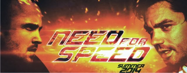 Ação inédita no trailer do Super Bowl de NEED FOR SPEED, com Aaron Paul e Dominic Cooper