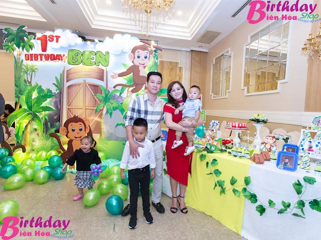 sinh nhật ở Biên Hòa