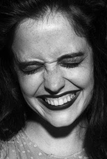 Eva Green Smiling In Face Expression