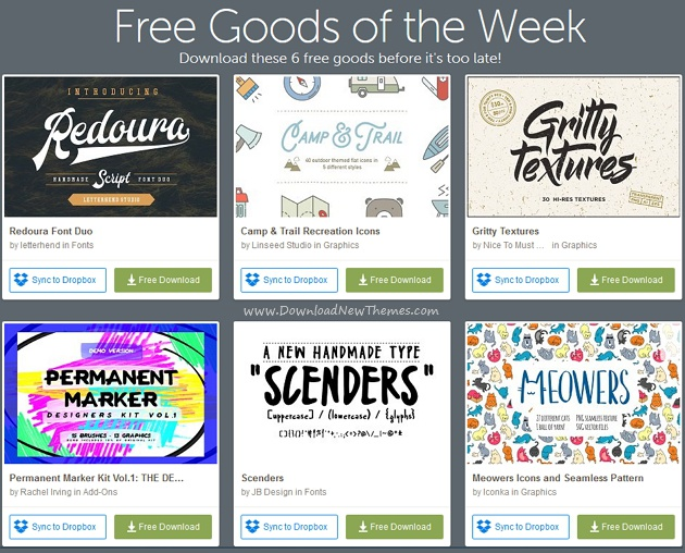 Free Premium Graphics Design Goods