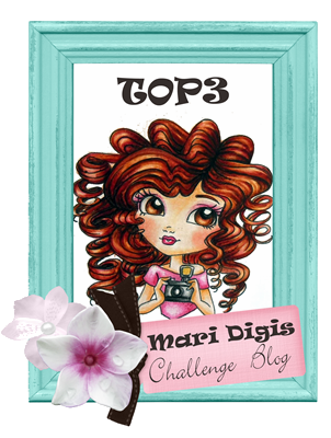 Top 3 winner ~ 25th July 2016