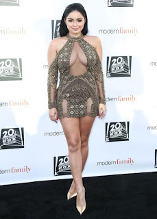 Ariel winter sexy outfit
