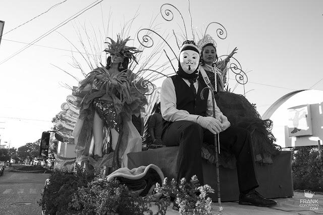 desfile de carnaval en oaxaca