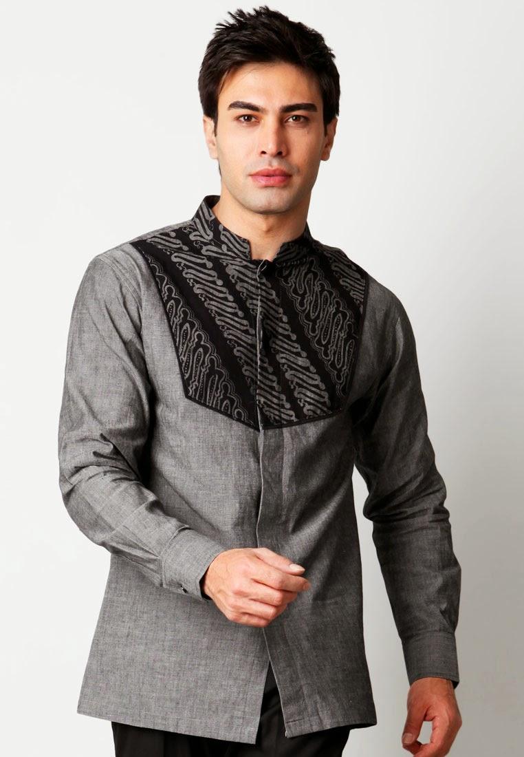 Baju muslim pria formal