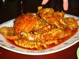 5 Makanan Khas Balikpapan Kaltim Adalah Olahan Kepiting : Peyek, Abon, Keripik, Pepes, Dendeng DLL