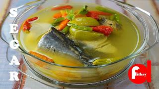 Sop Ikan Segar