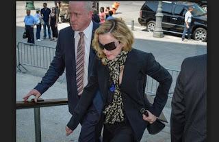 Madonna Como Jurado en Corte