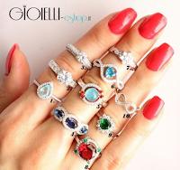 Logo Vinci gratis un esclusivo anello Gioielli Eshop