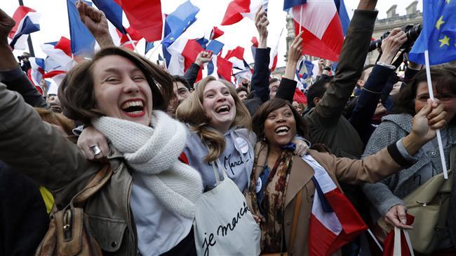 Emmanuel Macron defeats Marine Le Pen, becomes president of France: Initial estimates