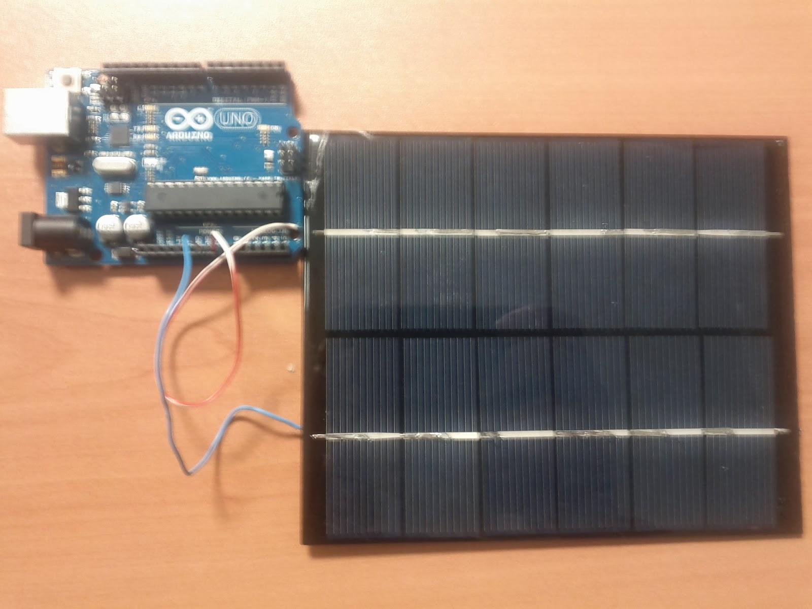 Pannello Solare Per Motore Elettrico : Debian su hardware obsoleto arduino e pannello solare