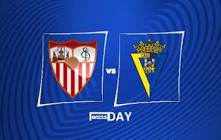 Sevilla vs Cadiz CF – Highlights