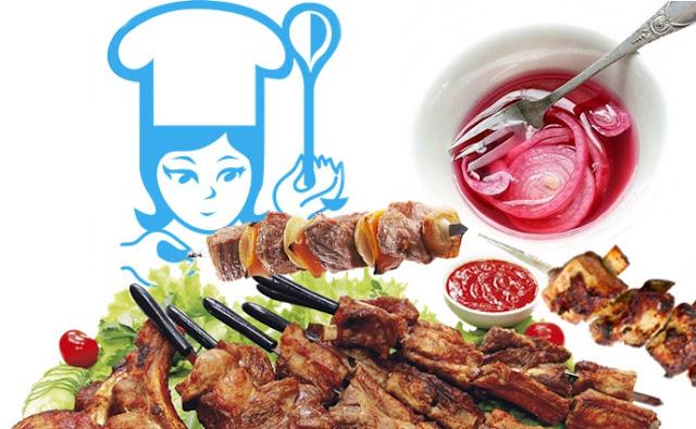 самый простой рецепт маринования мяса