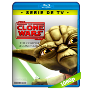 Star Wars: La guerra de los clones (2009-2010) Temporada 2 Completa BRRip 1080p Audio Dual Latino-Ingles