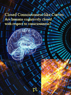 Closed Consciousness-like Curves: Are humans cognitively closed with respect to consciousness? Cover