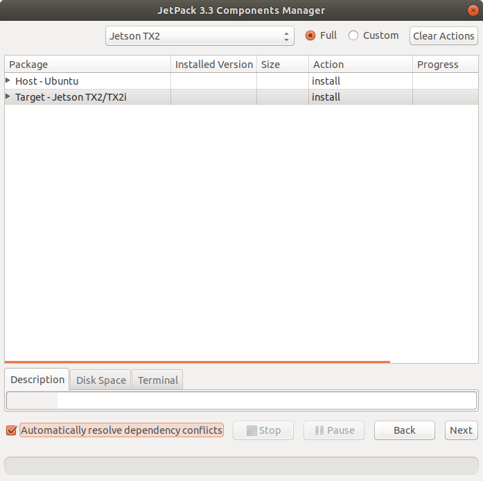 How to install JetPack 3 3 on Ubuntu 18 04 and flash Jetson TX2 | My