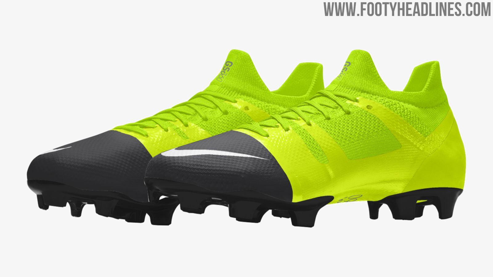 gamma completa di articoli seleziona per genuino stile romanzo Nike Mercurial GS 360 iD Boots Launched - Still Available | Futbolgrid