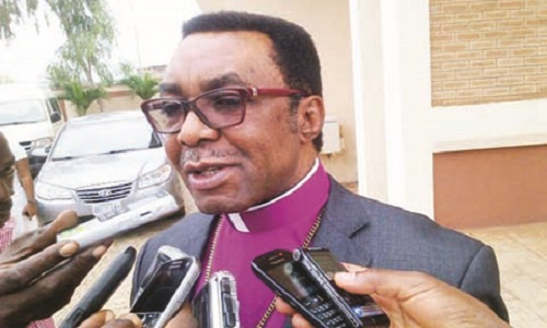 """Buhari Too Old To Rule Nigeria, He Should Resign"" – Archbishop Chukwuma"