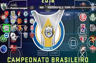PES 2018 Mod 2019 BRASILEIRÃO C19[JÚNIOR 2K]