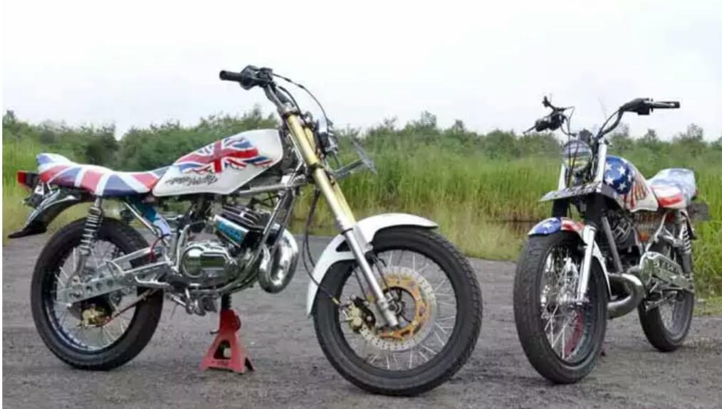Image result for Motor Modifikasi Low Rider Bike untuk Wanita Kekinian yang Trendi