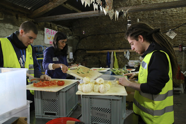 dunkirk community kitchen for refugees