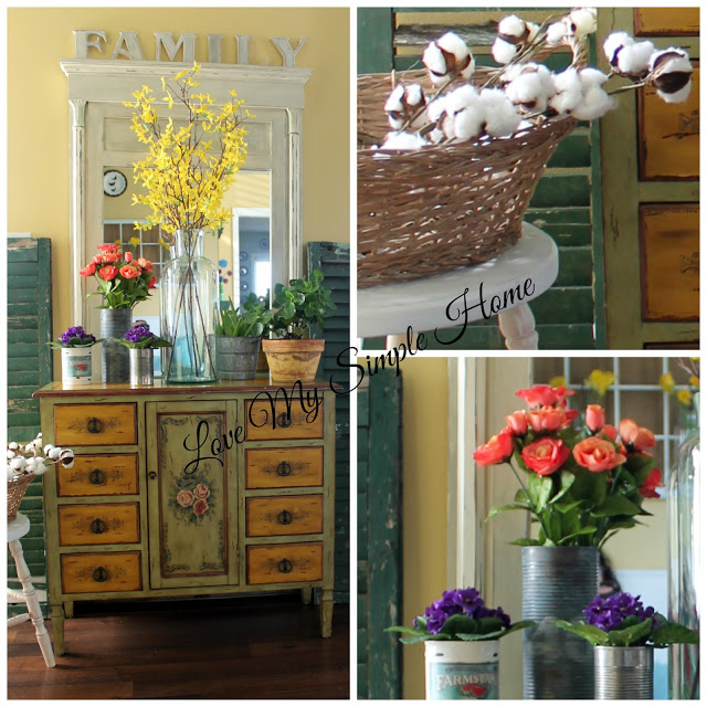 tips for using decorating with faux flowers