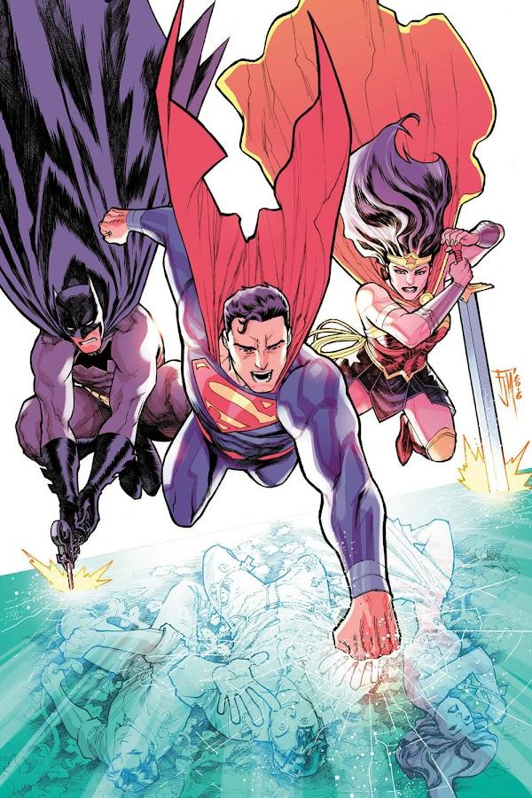 dc comics trinity rebirth