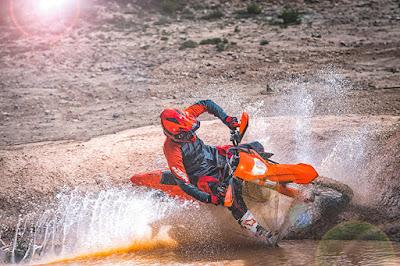 Νέα γενιά μοτοσυκλετών KTM Enduro, μοντέλα 2017