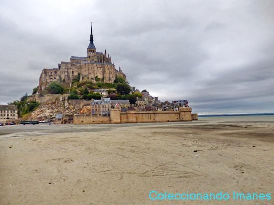Horario de Mareas del Monte Saint Michel