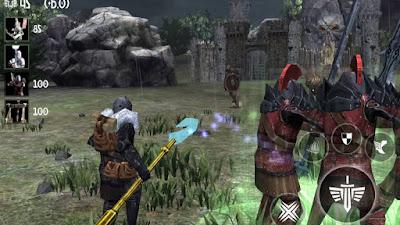 لعبة heroes and castles كاملة للأندرويد، لعبة heroes and castles مكركة، لعبة heroes and castles مود فري شوبينغ